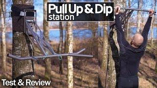 Testing Pull Up & Dip station - Review