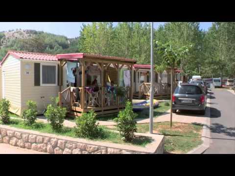 Horvátország, Kvarner-öböl, Rab-sziget, San Marino Residence**** és San Marino Mobilhome