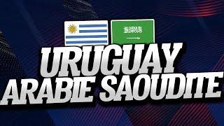 🔴 DIRECT / LIVE : URUGUAY - ARABIE SAOUDITE // Club House thumbnail