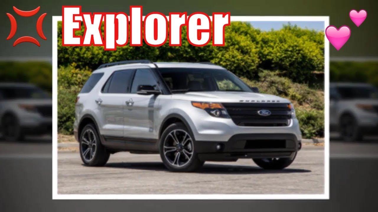 2021 ford explorer st  2021 ford explorer platinum  2021