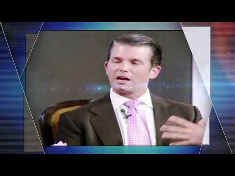 Donald Trump Jr. explains why he's bullish on India | ET GBS