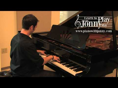 Maple Leaf Rag - Scott Joplin, played by Jonny May (High Quality)