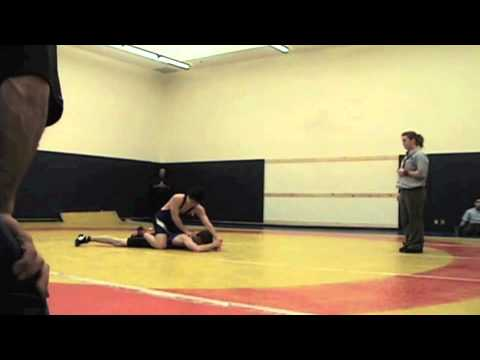 2010 Queens Open: 57 kg Jordan Swail vs. ?