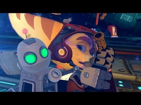 Ratchet & Clank: Into The Nexus All Cutscenes Including Audio Diarys HD 1080p