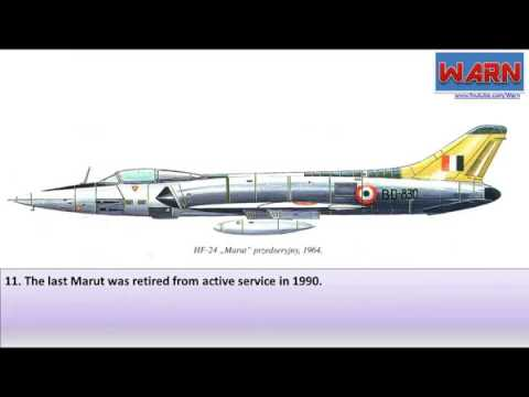 US Army | India Completely Forgot About Its First Jet Fighter- 11 Facts of HF-24 Marut