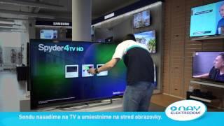 Kalibrácia televízora - NAY Elektrodom