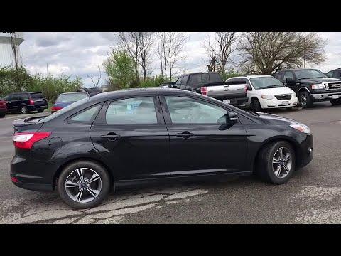 2014 Ford Focus Springfield, Dayton, Columbus, Marysville, London, OH 4476P