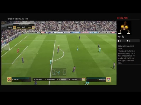 w-DK-ws Live PS4 Broadcast