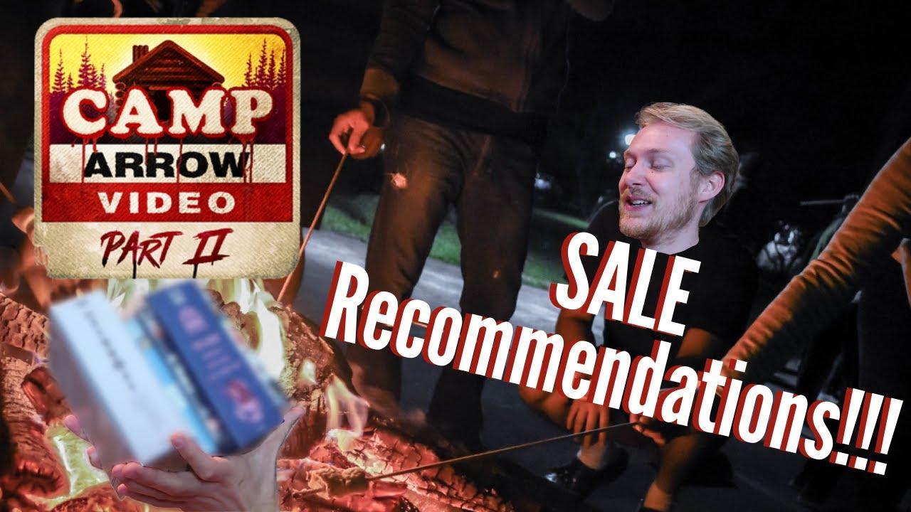 Camp Arrow Video 2021 Sale Recommendations