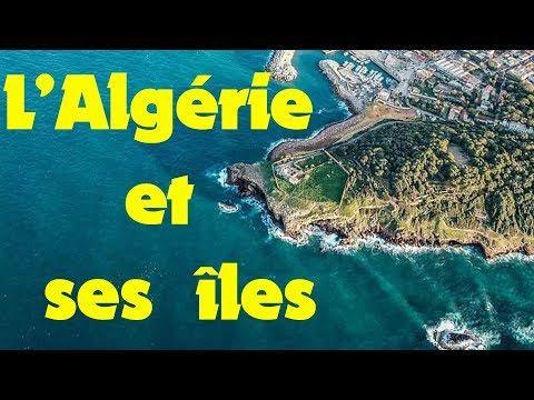 L'Algérie et ses îles