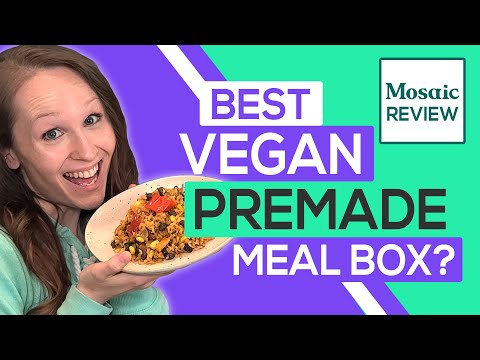 🥘 Mosaic Foods Review & Taste Test: Are These Healthy Frozen Vegan Meals Best-In-Class?