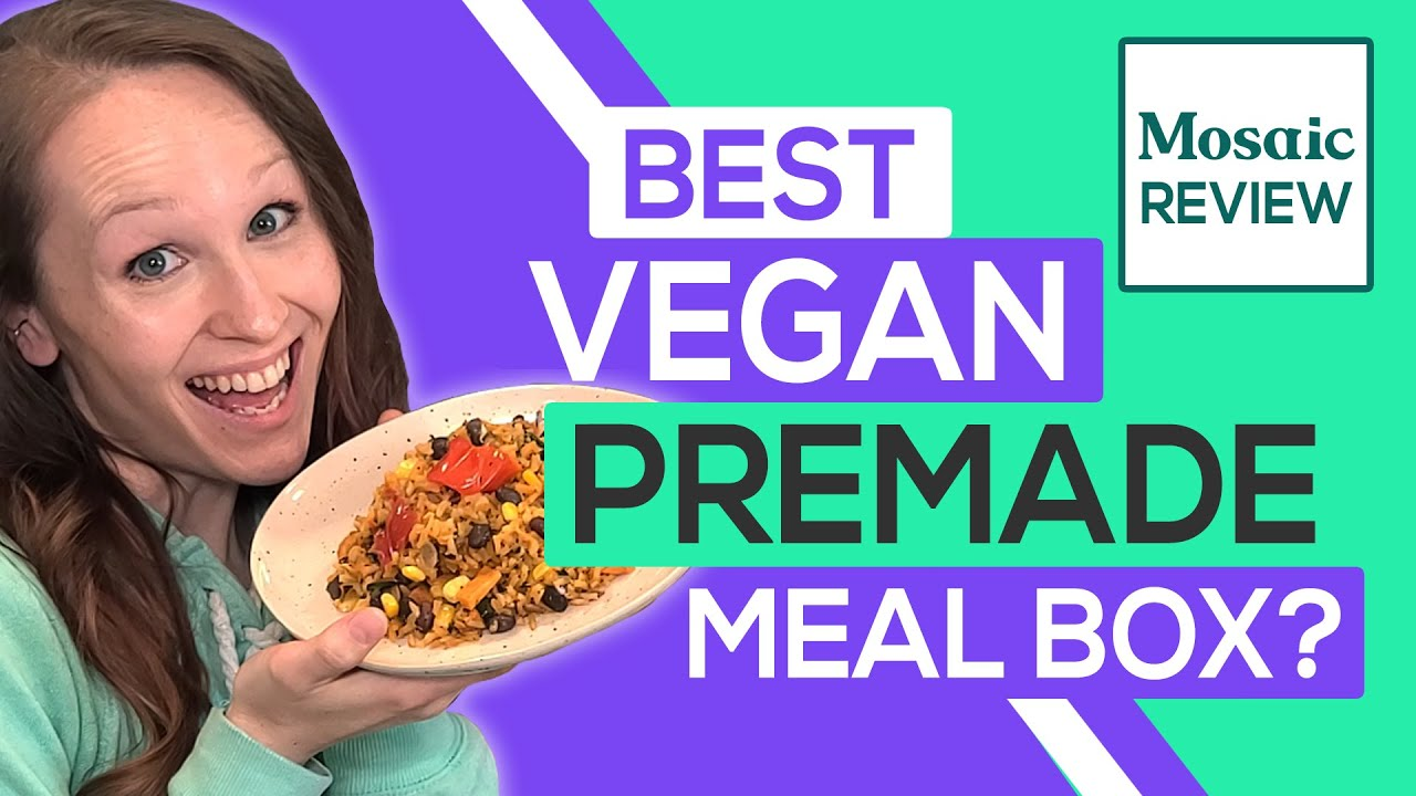 Download Mosaic Foods Review: Healthy Frozen Vegan Meals Any Good? (Taste Test)