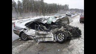 Подборка ДТП, АВАРИЙ ЗА 11 ЯНВАРЯ 2019 (11.01.2019)  A selection of accidents on January 11, 2019