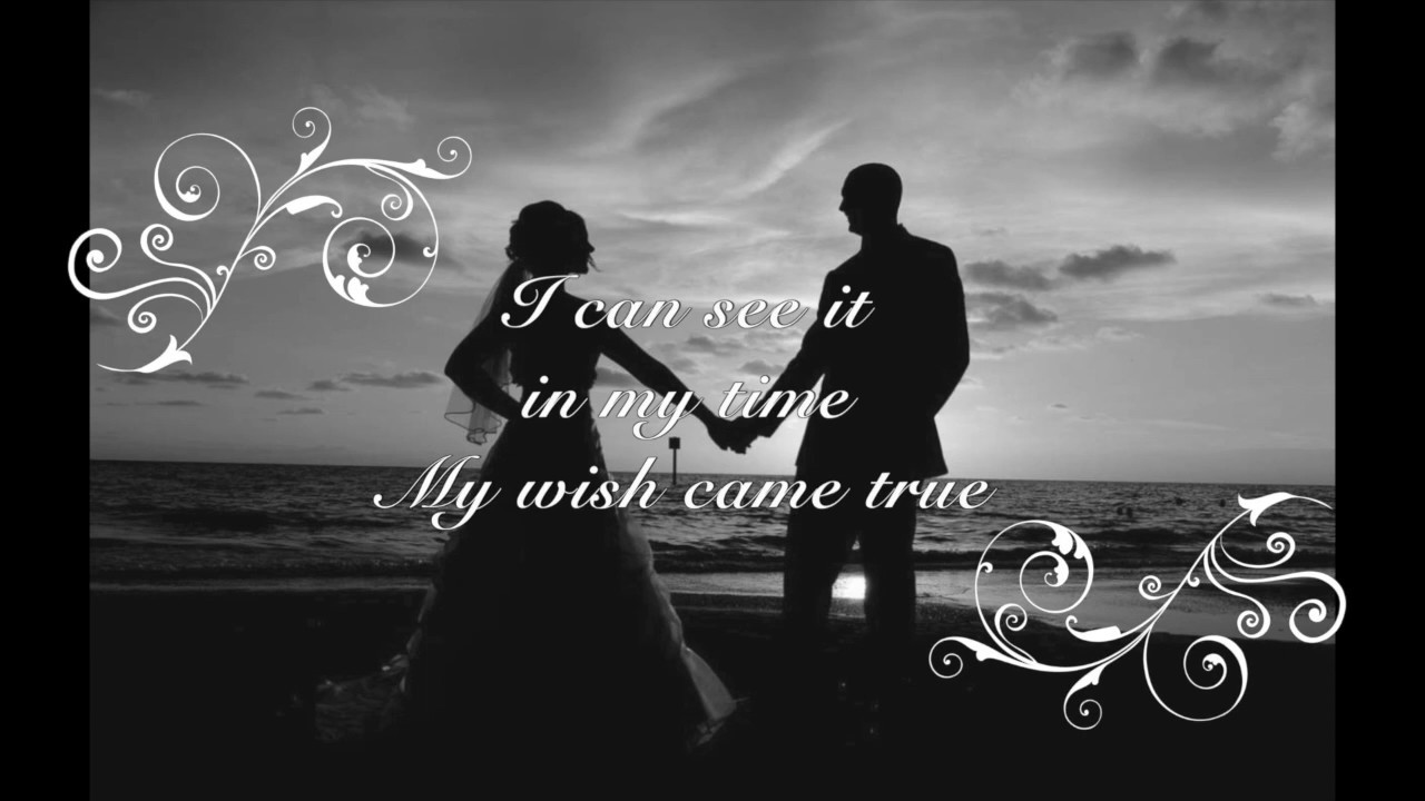 My Wish Came True Perfect Father Daughter Wedding Dance Song Bride