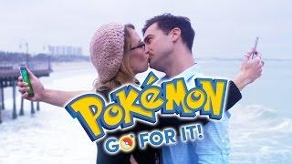 Pokemon Go For It ft SourceFedNERD's Maude Garrett (Nerdist Comedy Short)