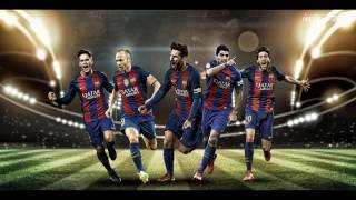how to create Barcelona wallpaper in photoshop 2017
