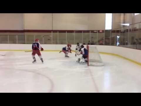 Tristan scores short side Vs Brookings