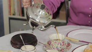 How To Throw A Tea Party - Afternoon Tea