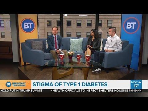 Living with the stigma of Type 1 diabetes