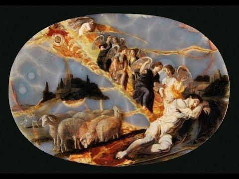 Bible Series XIII: Jacob's Ladder