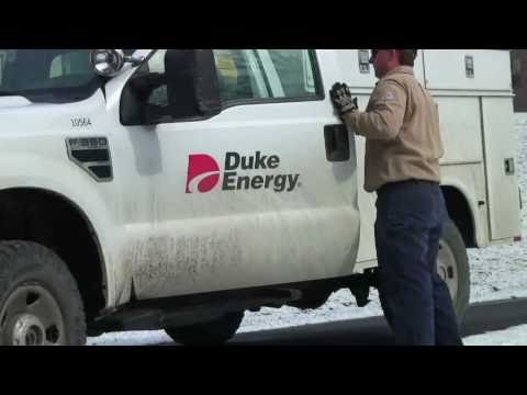 Duke Energy Line Technician