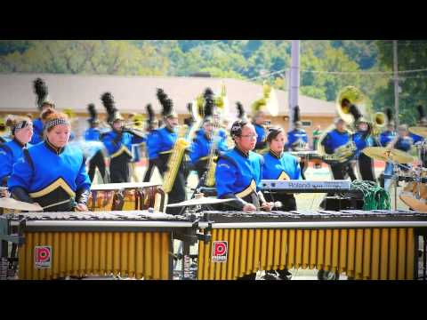 Marion High School marching band