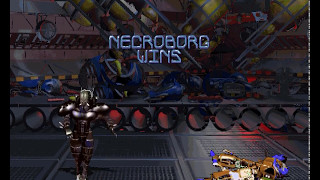 Rise Of The Robots 2 Resurrection NecroBorg PC FullGame