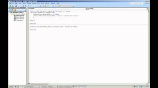 Microsoft Excel VBA Worksheet Activate and Change Events