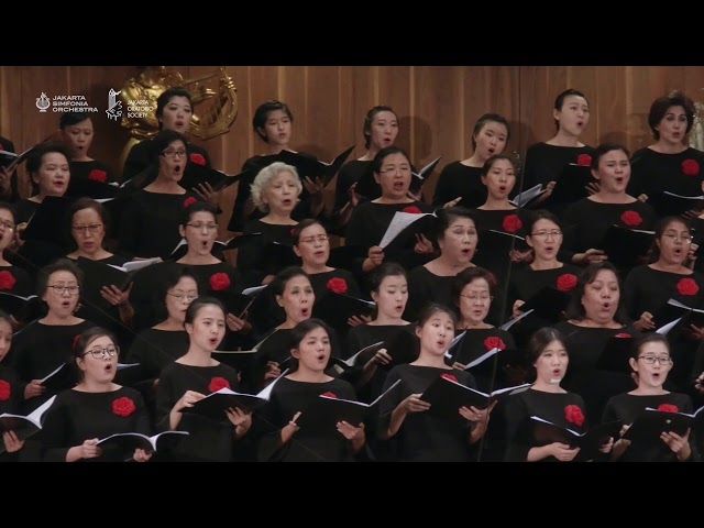 WADE | O Come, All Ye Faithful / Jahja Ling · Jakarta Simfonia Orchestra