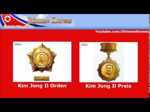 Kim Jong Il Orden