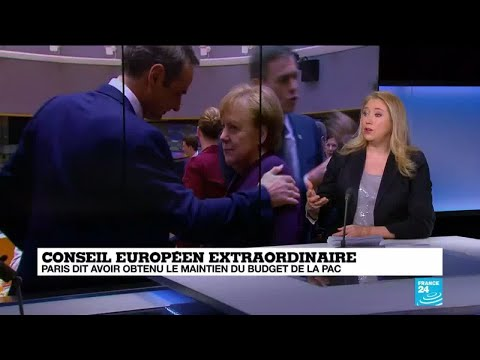 Conseil Européen Extraordinaire : Les 27 S'écharpent Sur Le Premier Budget Post-Brexit