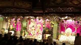 Govardhan Puja Celebrations at ISKCON Houston