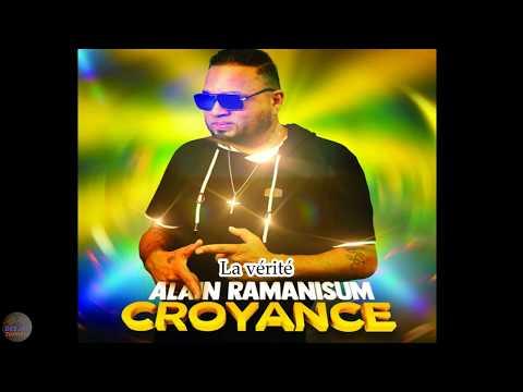 Extrait Album CROYANCE Alain Ramanisum 2019 !