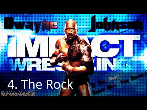 Top Ten WWE gone TNA Theme songs