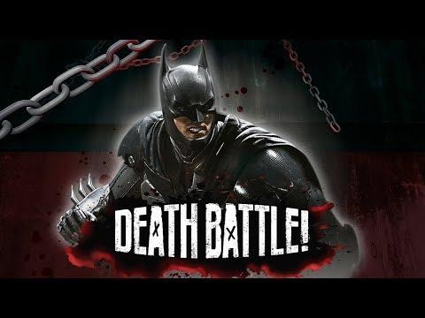 Batman Returns to DEATH BATTLE