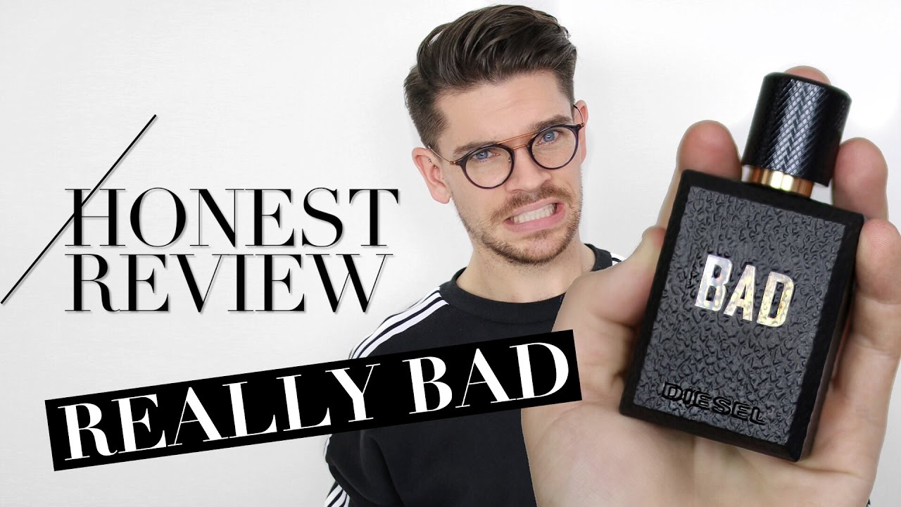 Diesel Bad Fragrance Honest Review Youtube