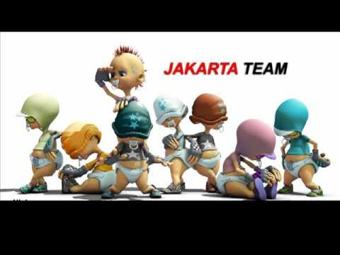Клип Jakarta - Time Is Ticking