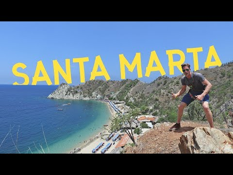 THE BEST OF SANTA MARTA, COLOMBIA