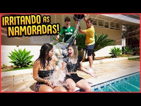 COMO IRRITAR AS NAMORADAS 24H!! - TROLLANDO NAMORADAS [ REZENDE EVIL ]