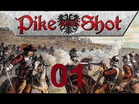 Pike and Shot   English Civil War - 01 - Battle of Stratton (1/4)