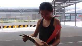 Proposal @ Singapore Sports Hub 19th September 2014