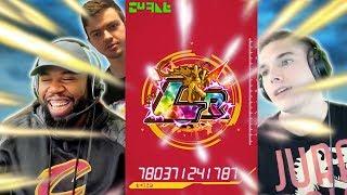 WE FINALLY DID IT! HYPE 3 Way LR TRIO Summons | DBZ Dokkan Battle