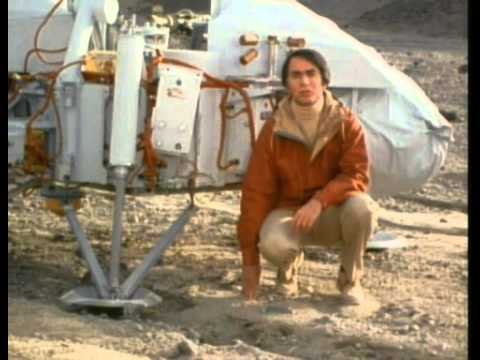 Carl Sagan's Cosmos - 105 - Blues For a Red Planet