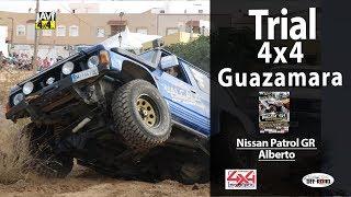 Trial 4x4 Guazamara 2018 (Nissan Patrol GR Alberto)