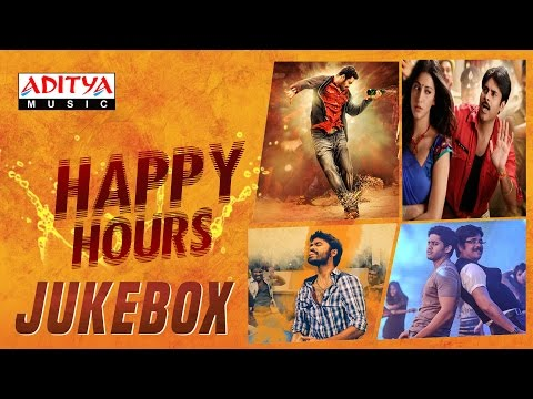 Happy Hours Telugu Songs Jukebox