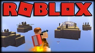 Playing Roblox-Jetpack Wars-Jet packs battles!!