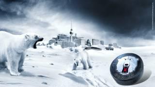 EHC DYNAMO BERLIN EISBÄREN - Eisbär zeig' die Kralle