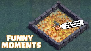 ULTIMATE Clash of Clans Funny Moments Montage | 200,000 Subscribers Special |