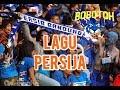 Bobotoh Nyanyi Lagu Chant Persija  Salam Damai  Untuk Smua Suporter Indonesia