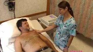 Schiller - Performing an ECG/EKG Test